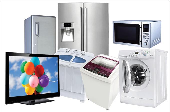 Consumer Electronics Png Images
