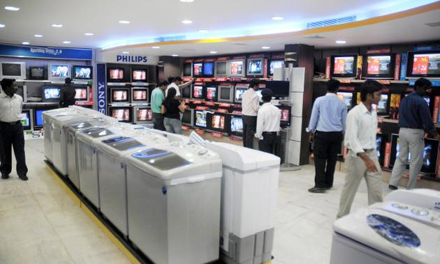 segmentation of the consumer durables industry Consumer durables industry, which features consider-  order fulfillment service  by a consumer durables  has different effects on a firm's customer segments in.