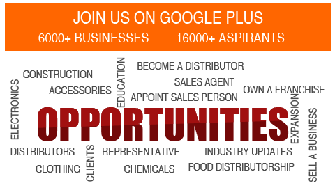 Add us to your Circle, GetDistributors.com is on Google+ now