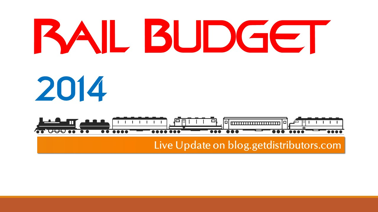 Rail Budget LIVE: NDA Govt to Present its Rail Budget Today