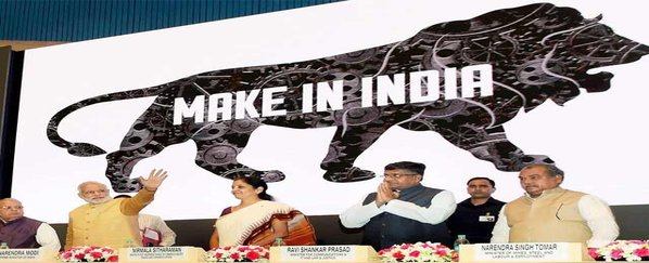 NaMO's Make-in-India Campaign is here finally- Check the highlights