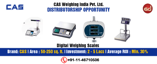 CAS Weighing Scales Plans Business Expansion in India