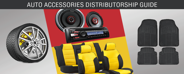 The Big Automobile Accessories Industry Offers Grand Distributorship Opportunity