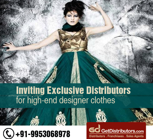 Women Designer Clothing Brand planning for Expansion through Distributors