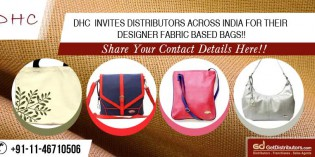 Work with us, grow with us: DHC Bags