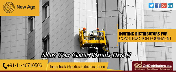 Equipments to aid you in your next construction project