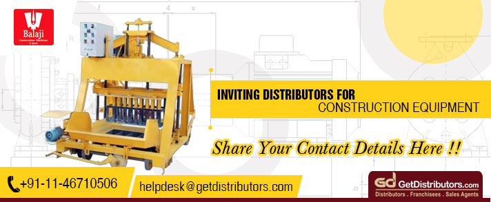International Range Of Construction Equipments And Machines
