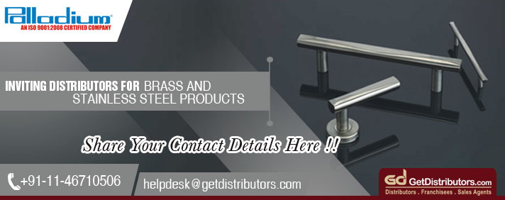 Palladium Products For Your All Your Doors And Windows Fitting Needs