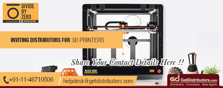 3-D Printing Devices Suitable For Various Industrial And Commercial Requirements