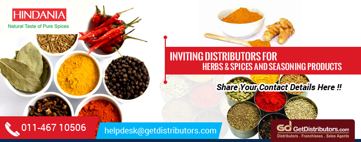 Spices And Seasonings For Delicious Food Preparations