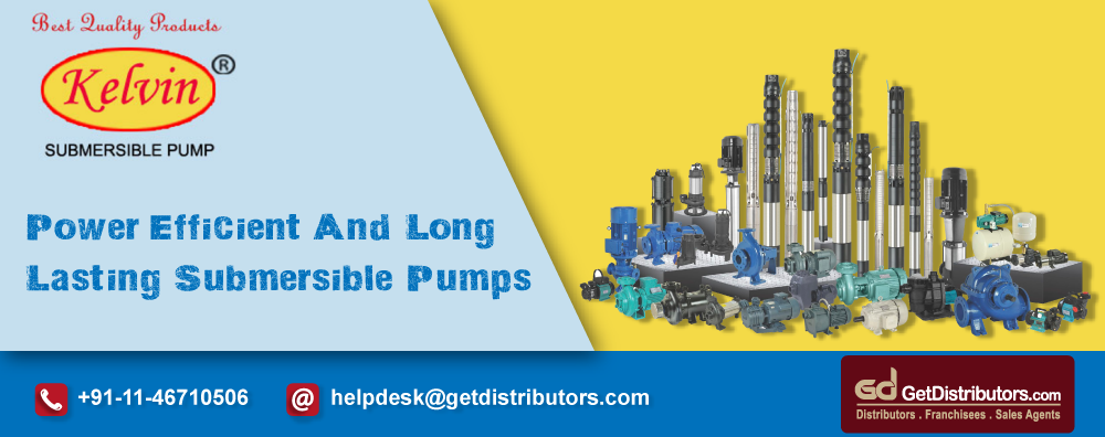 Power Efficient And Long Lasting Submersible Pumps
