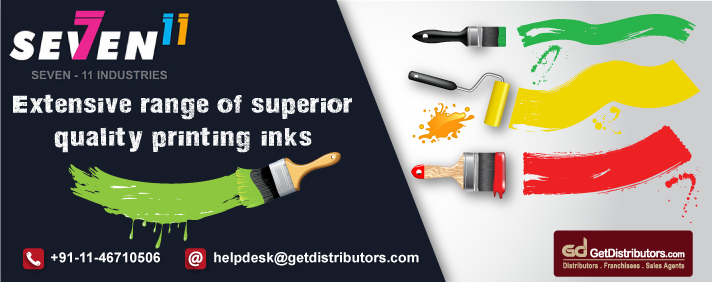 Extensive Range Of Superior Quality Printing Inks