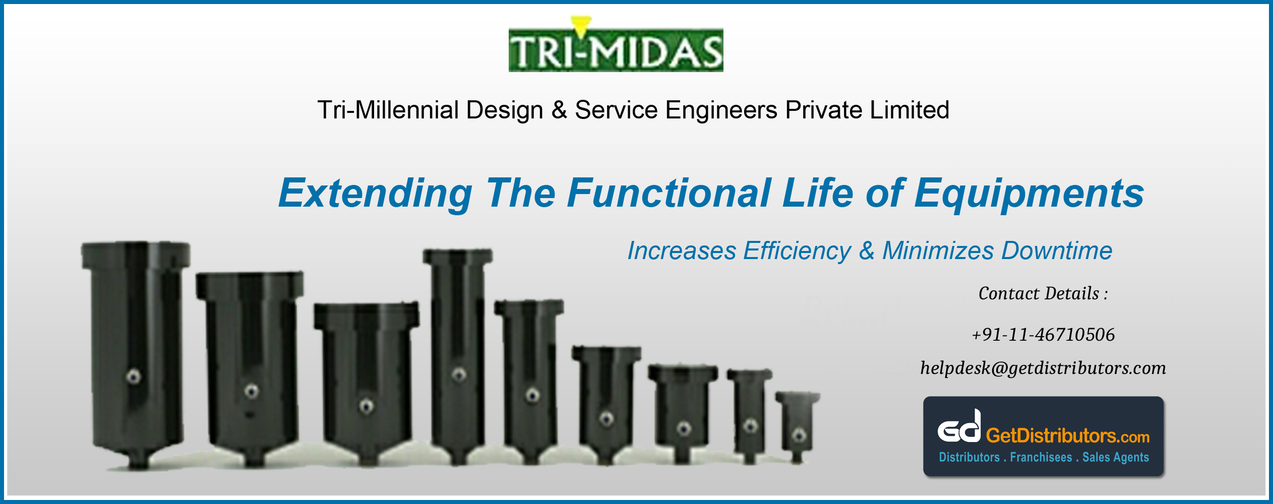 Extending The Functional Life Of Equipments