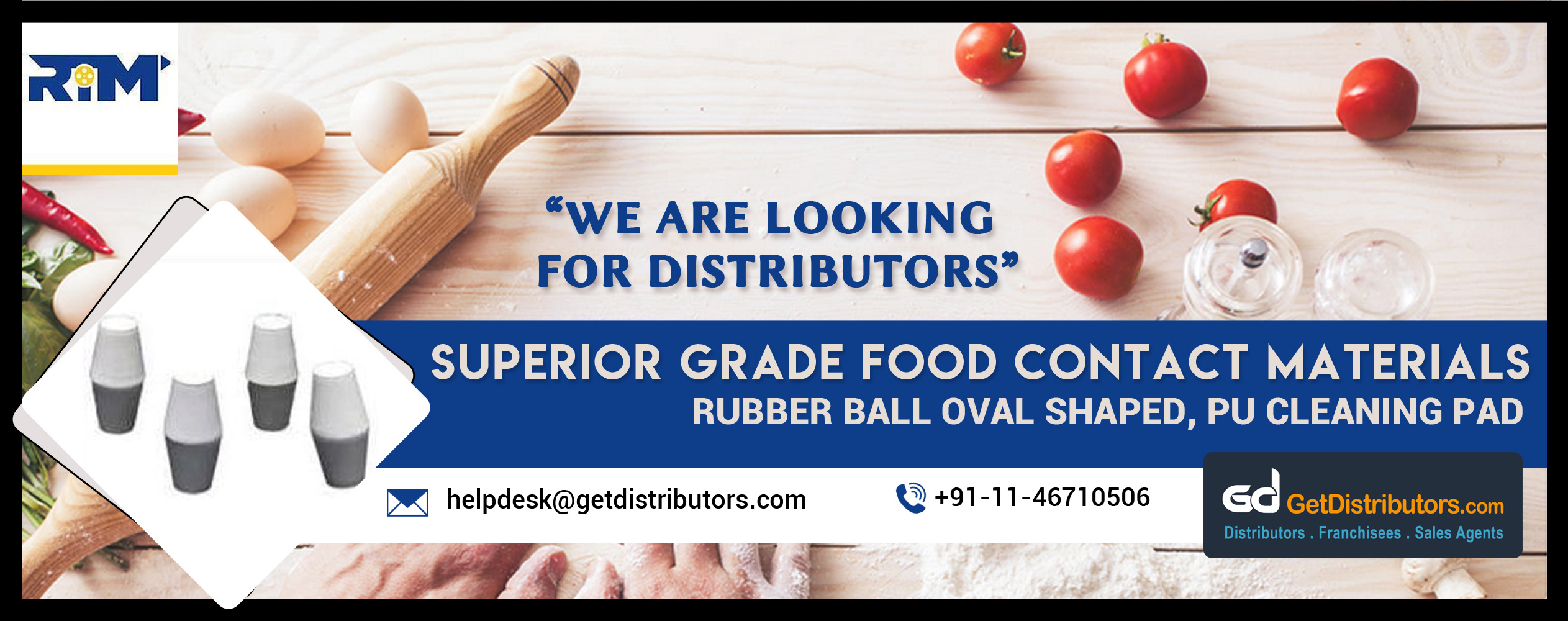 Superior Grade Food Contact Materials