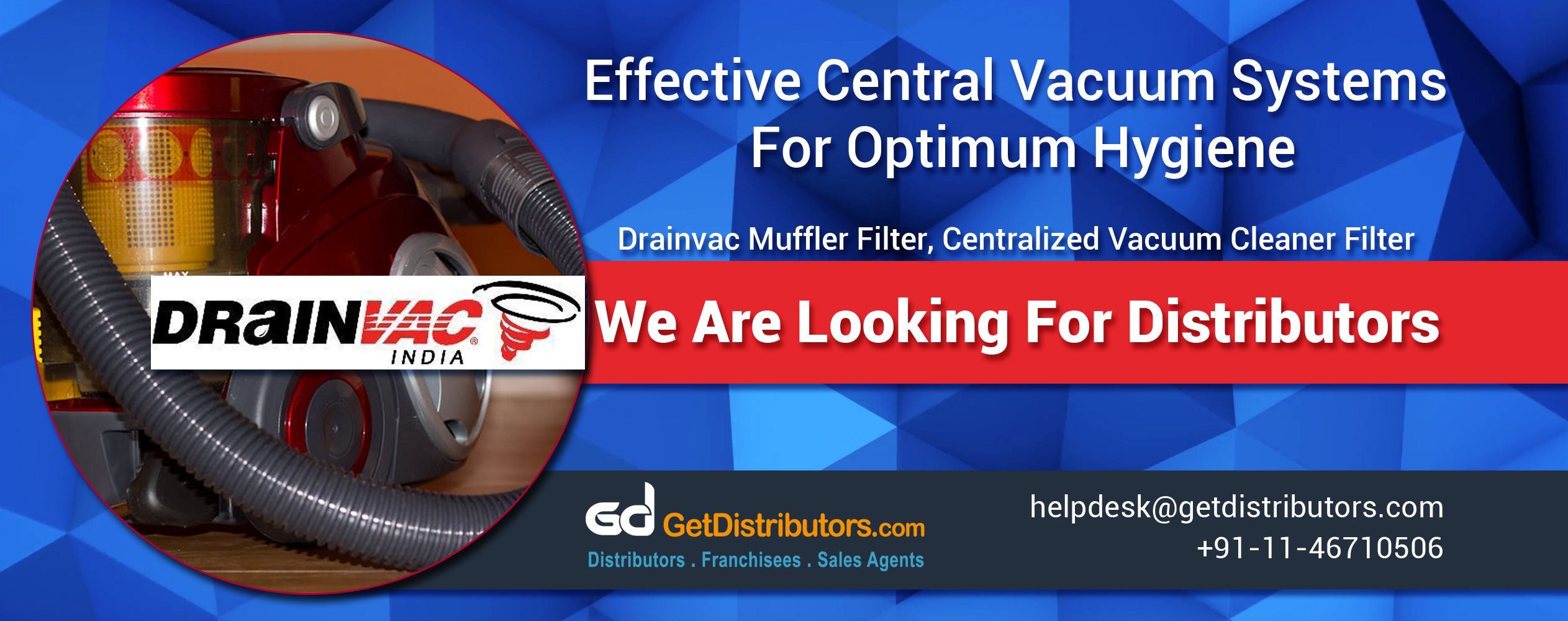Effective Central Vacuum Systems for Optimum Hygiene