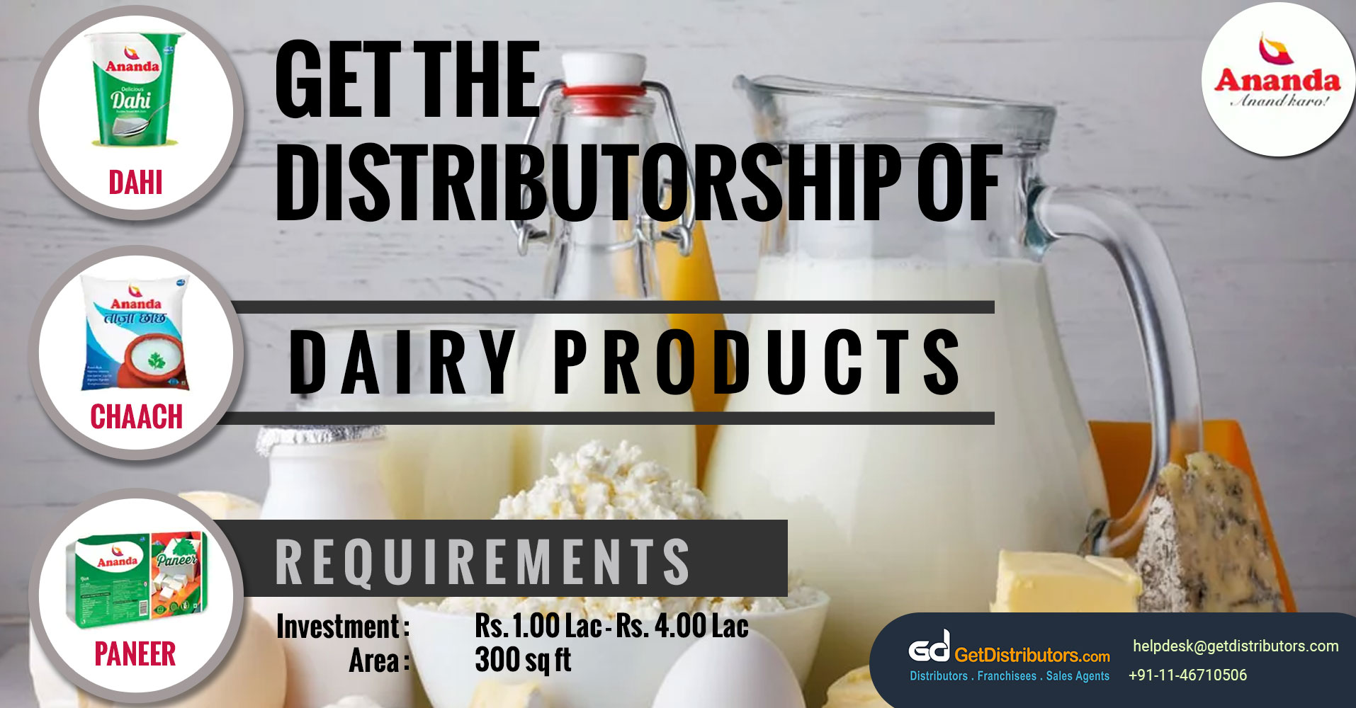 Pure and Flavorful Dairy Products