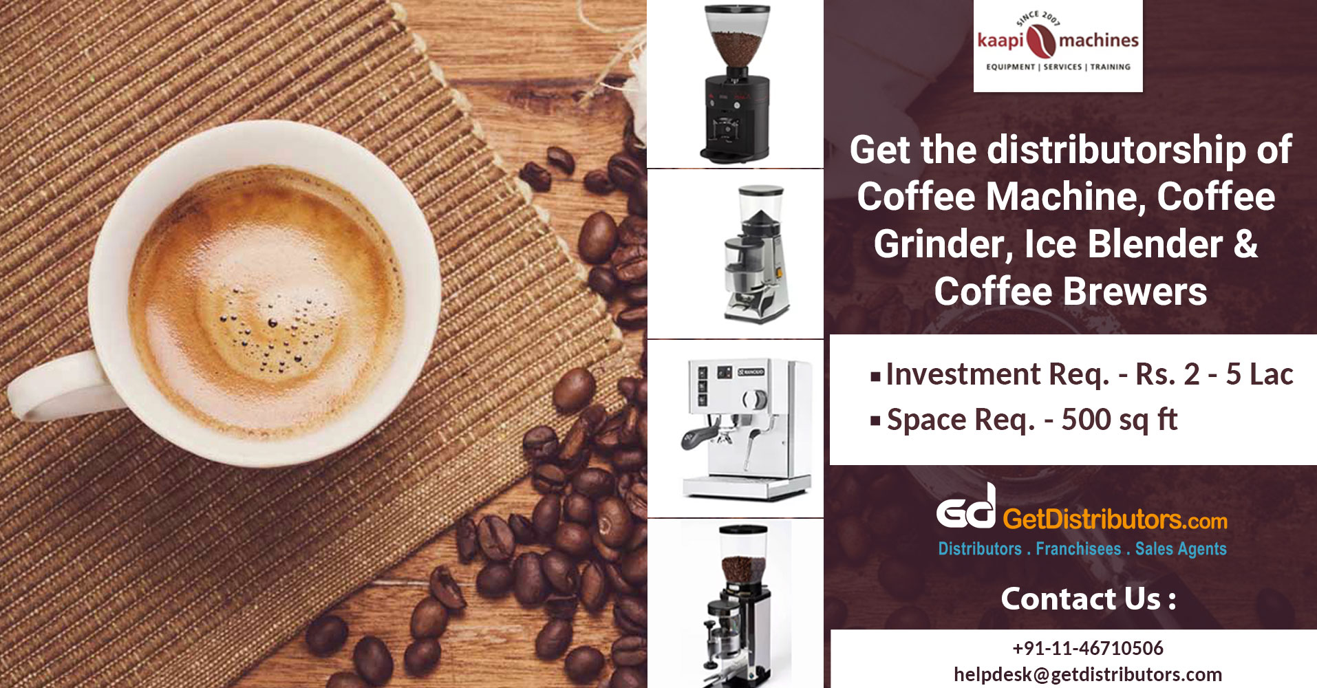 Efficient & Reliable Coffee Machines
