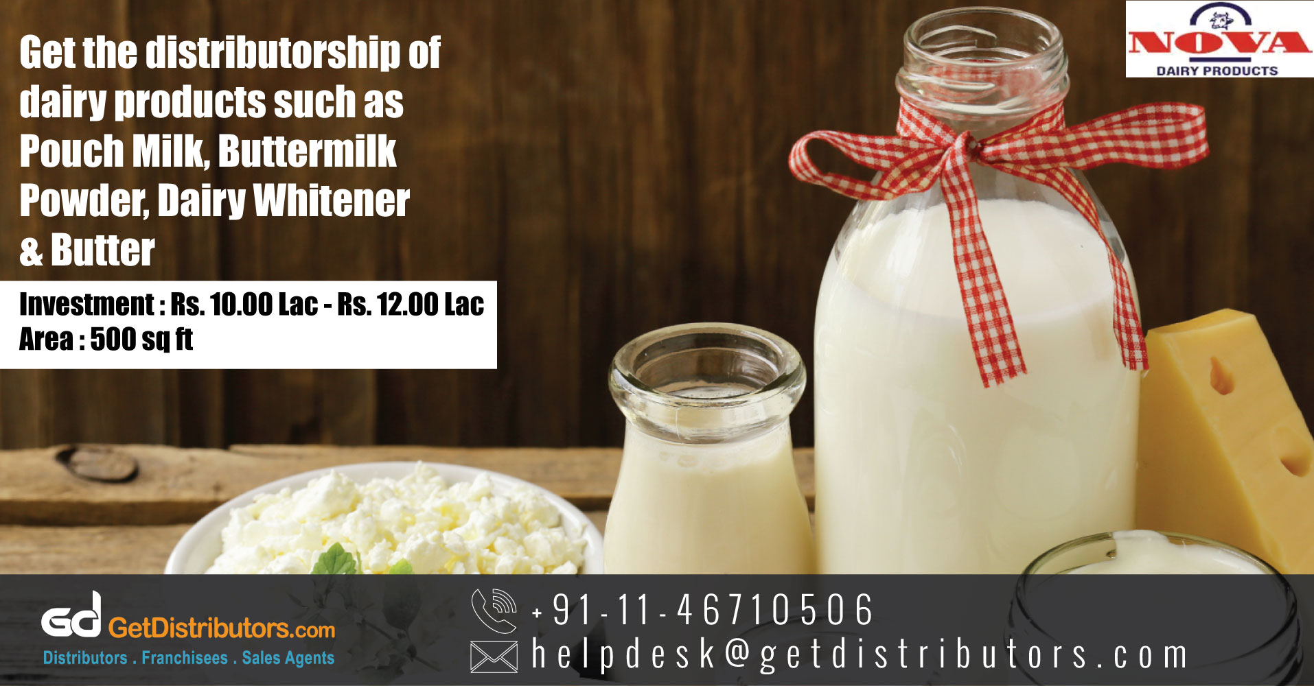 Pure & Fresh Dairy Products