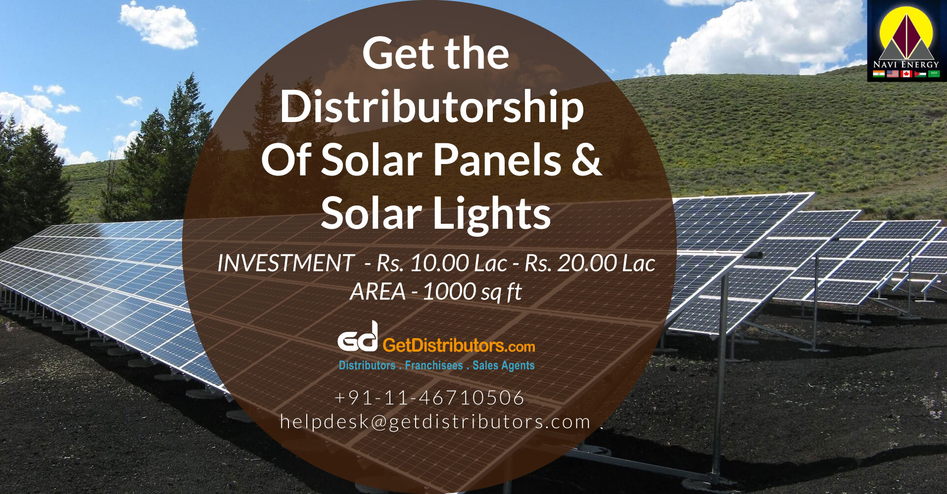 Highly Efficient Solar Panels At Cost Effective Prices