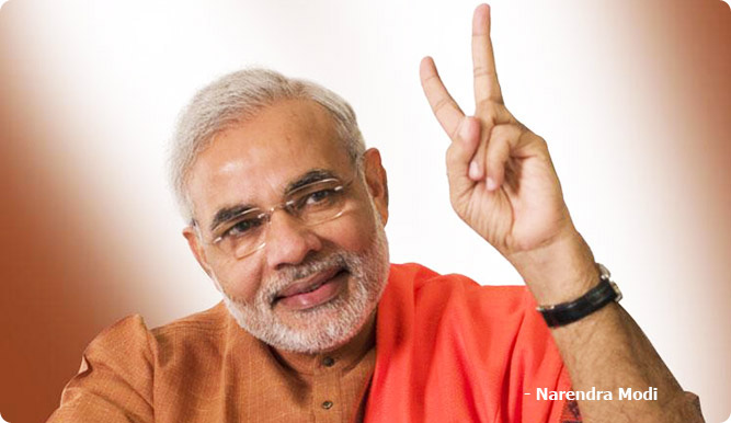 The Grand Event: Modi to take Oath as India's 15th Prime Minister Today