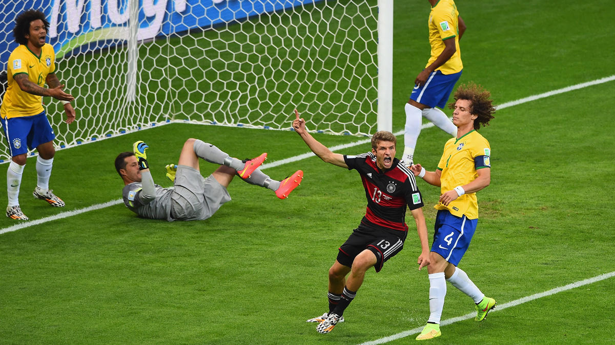 World-Cup Semi-Final: Brazil 1-7 Germany Left the Host Nation Stunned