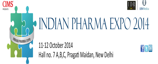 GetDistributors Helps Growing Pharma and Healthcare Industries: Indian Pharma Expo 2014