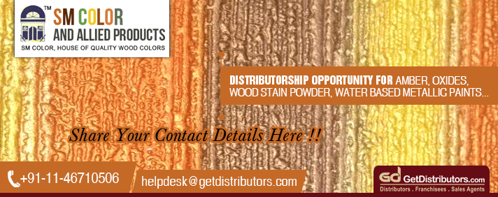Finest Quality Range Of Amber, Oxides, Wood Stain Powder, Water Based Paints Etc.
