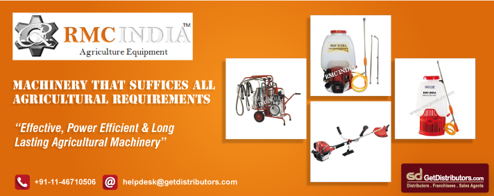 Effective, Power Efficient & Long Lasting Agricultural Machinery