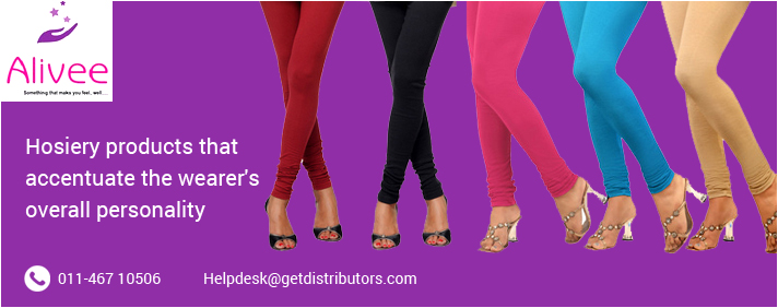 Novel Designed & Attractive Hosiery Products