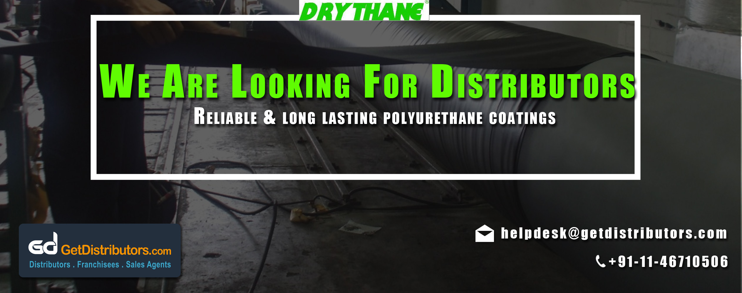Reliable & Long Lasting Polyurethane Coatings