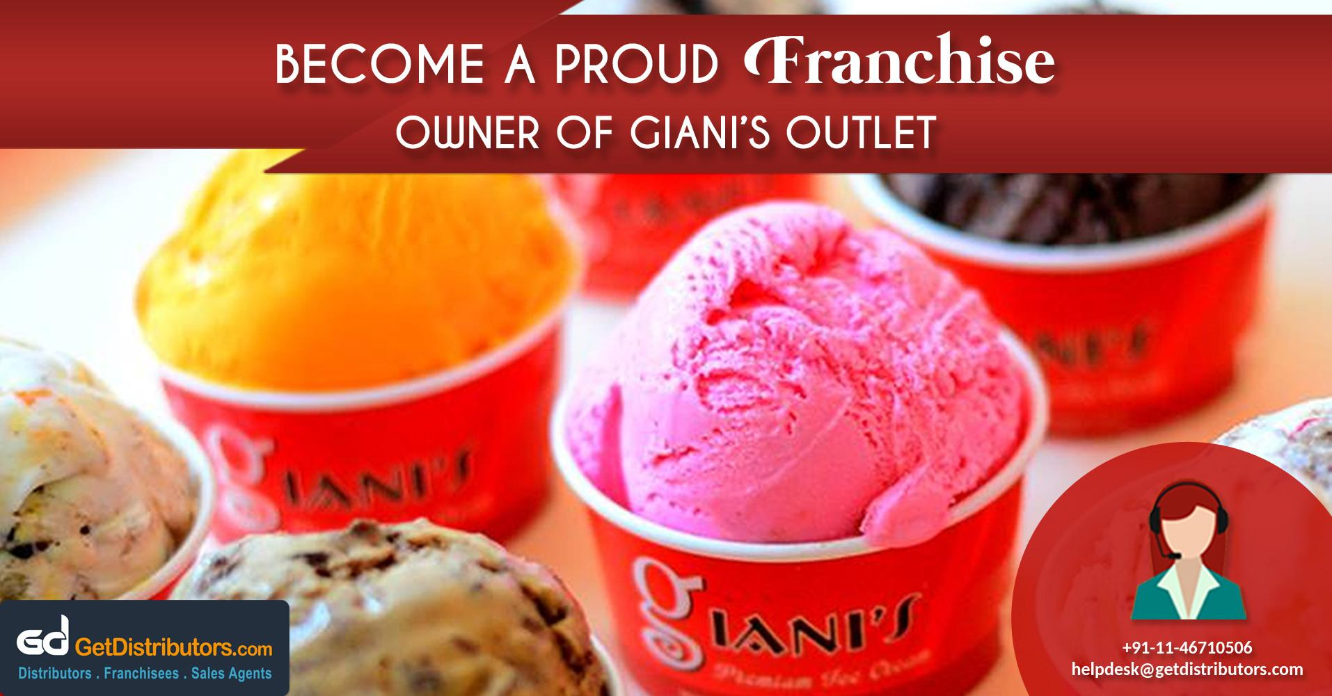 Gianis Foods: Mouthwatering Shakes, Ice Creams With Very Low Fat Content