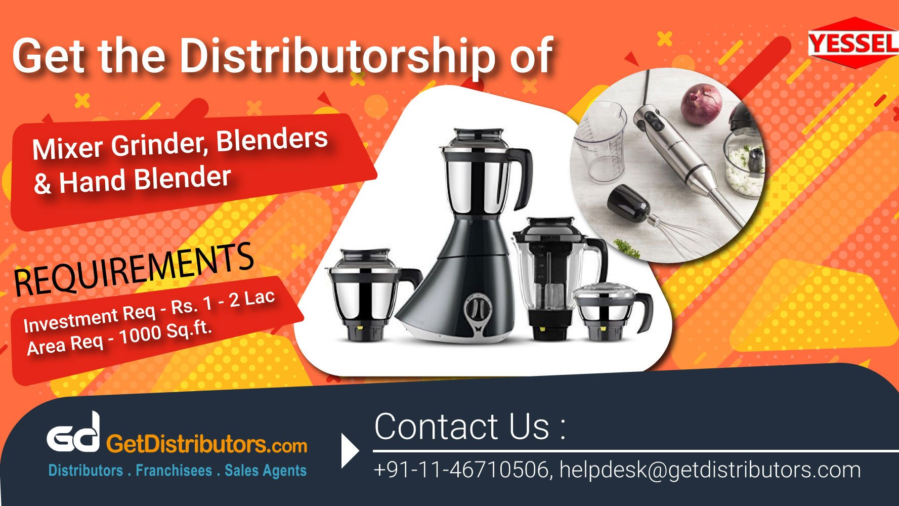 Highly Efficient Mixer Grinder & Blenders At Pocket Friendly Prices