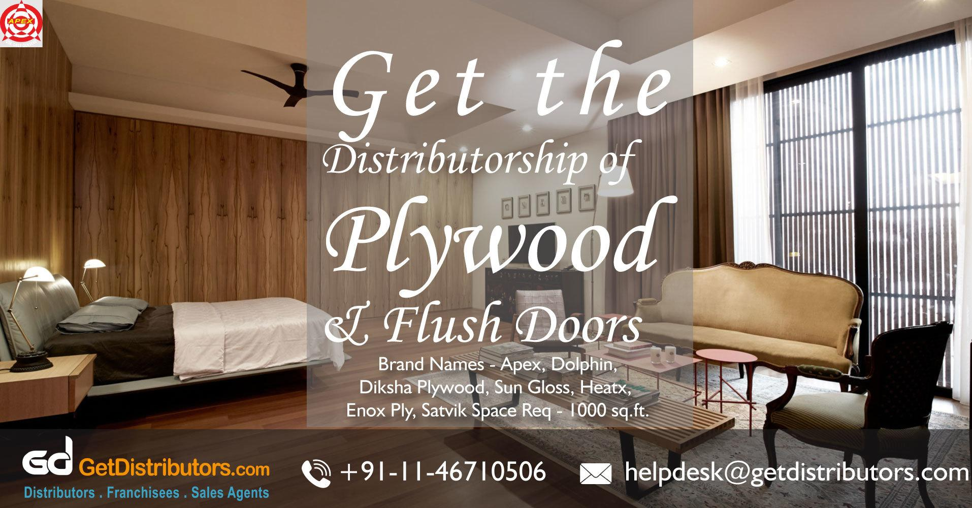 How To Get Plywood Distributorship