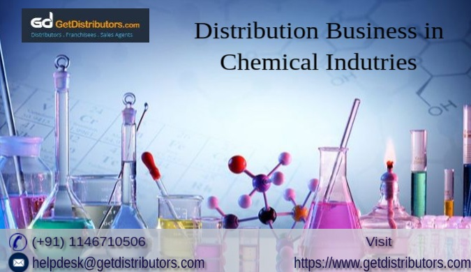 Distribution Business in Chemical Industry