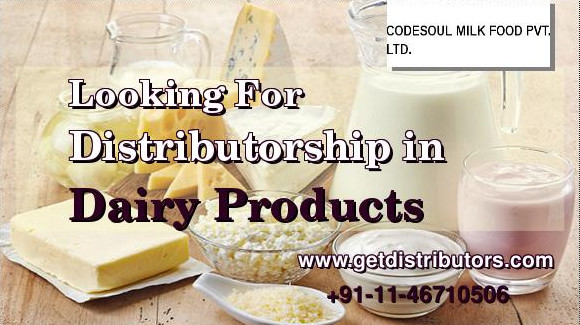 How To Take The Distributorship Of Healthy And Nutritious Dairy Products At Nominal Rates