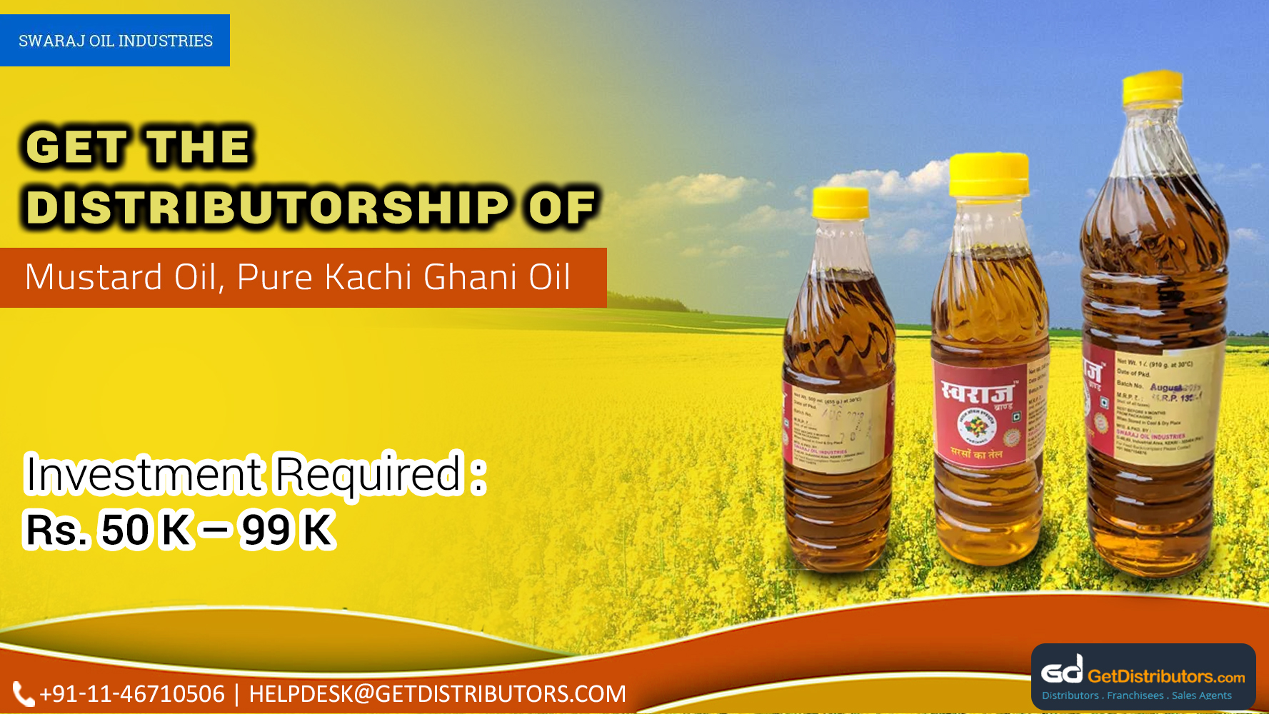 Offering An Extensive Array Of Superior Quality Mustard Oils