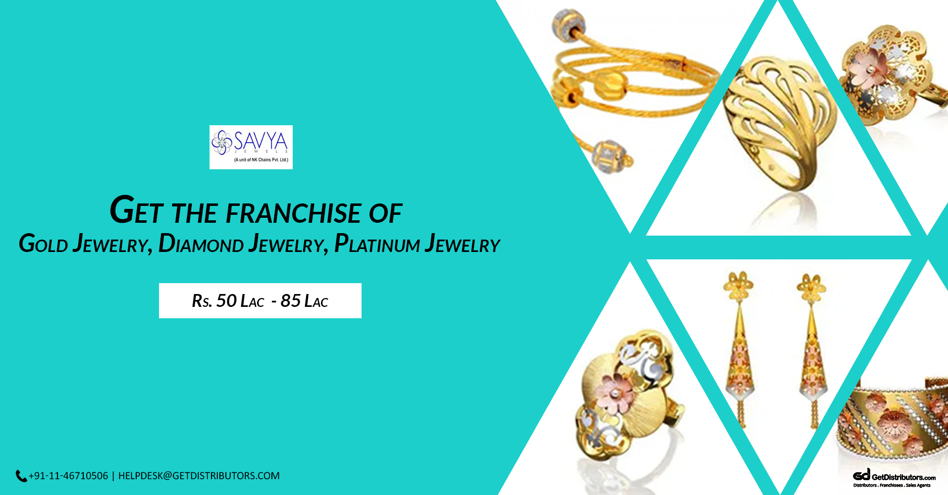 Finely Crafted Jewelry To Complement Your Persona