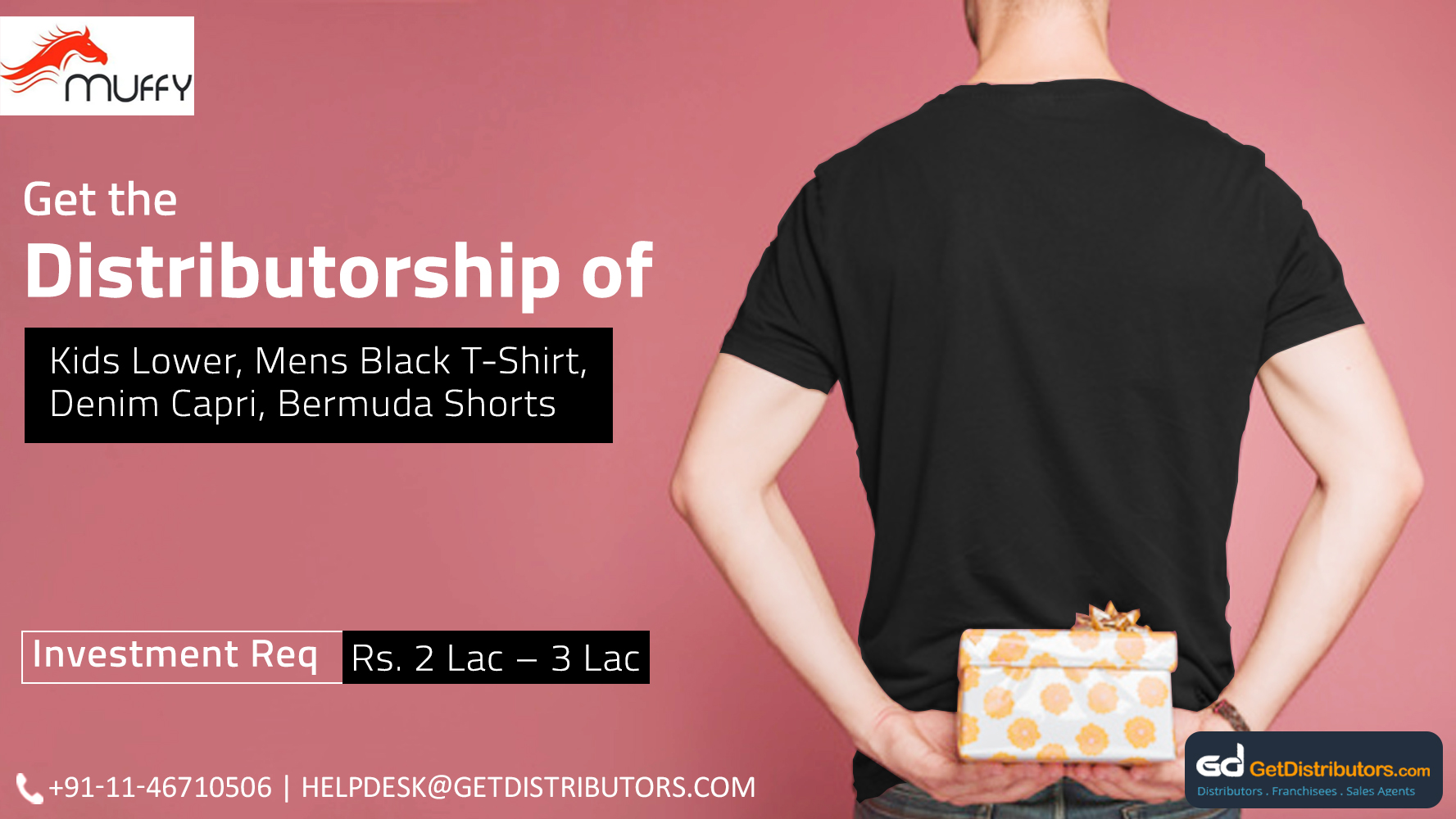 SR Apparels Is Offering Exclusive Apparels Distributorship In Attractive Prices