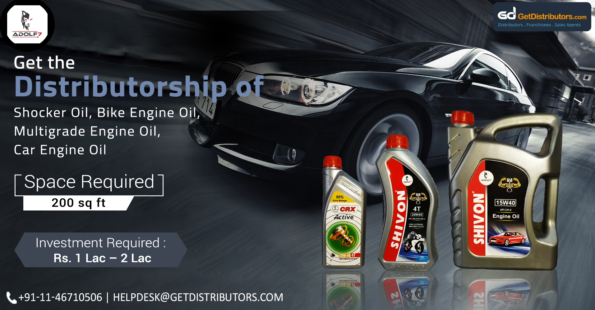 Affordable Engine Oil, Industrial Oil, Grease And Other Lubricating Solutions