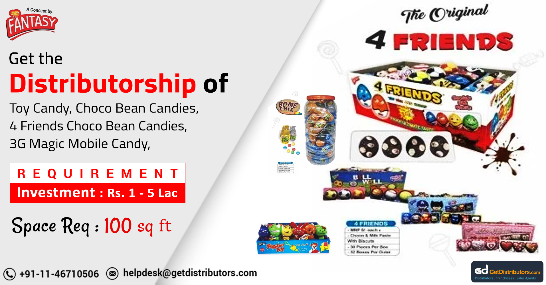 Delectable Range Of Candies In Different Sizes, Color, And Attractive Shapes