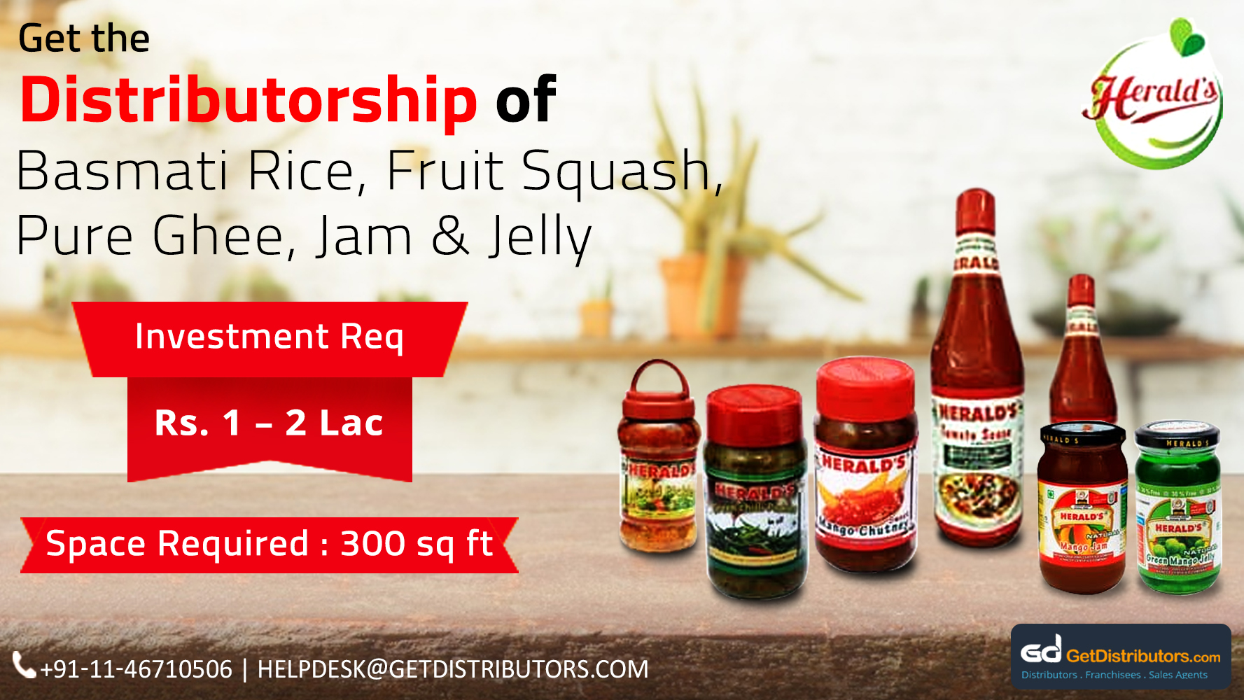 Wide Range Of Drinks, Chutneys, And Other Food Products At Nominal Prices