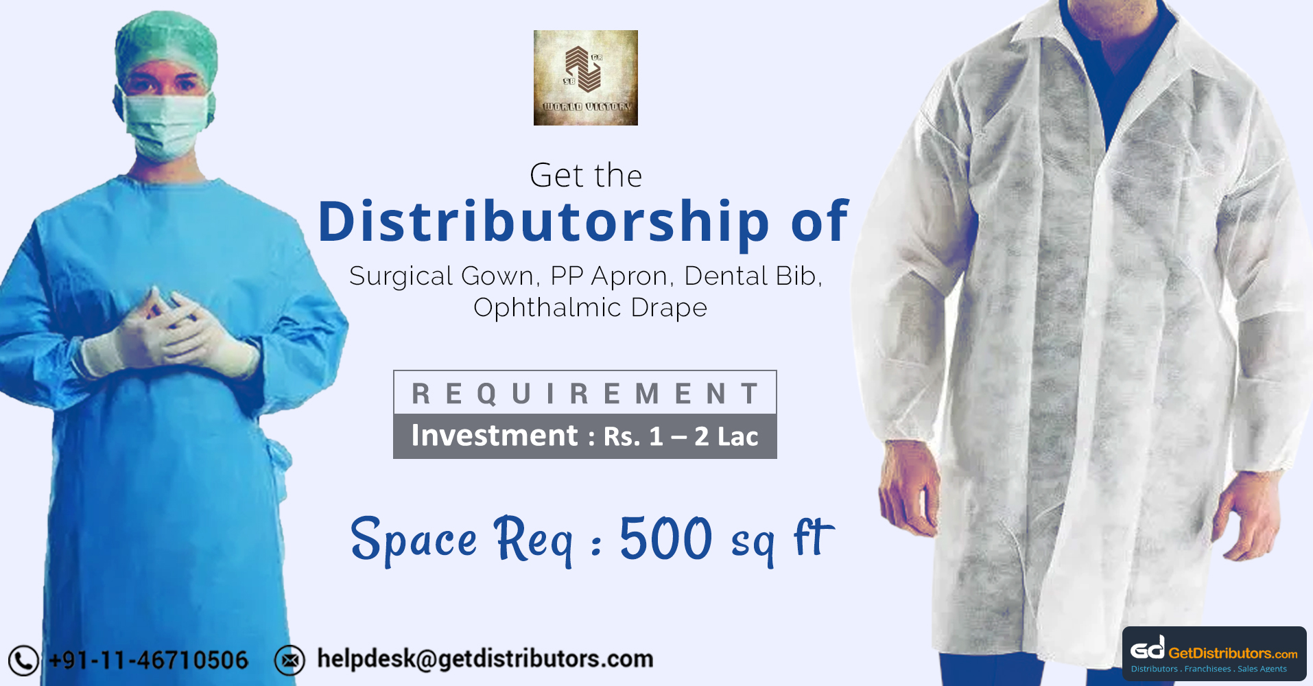 Surgical Dressings And Disposables At A Nominal Price