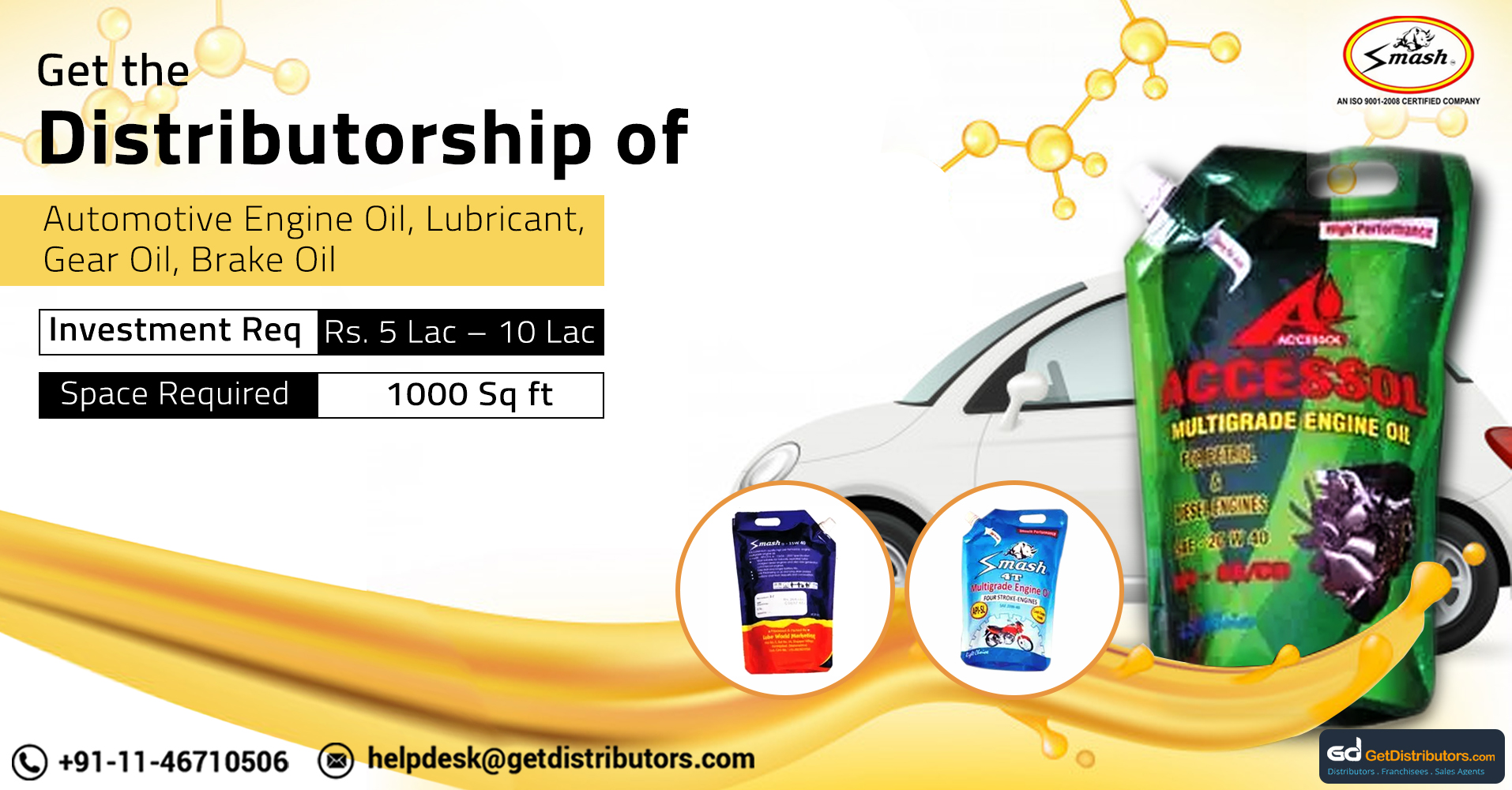 Best Quality Automobile Fluids At Reasonable Prices