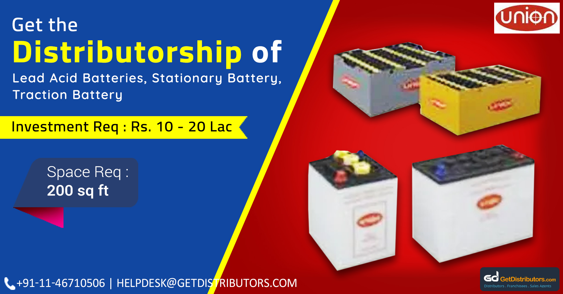 Reliable And Safe To Use Lead Acid Batteries