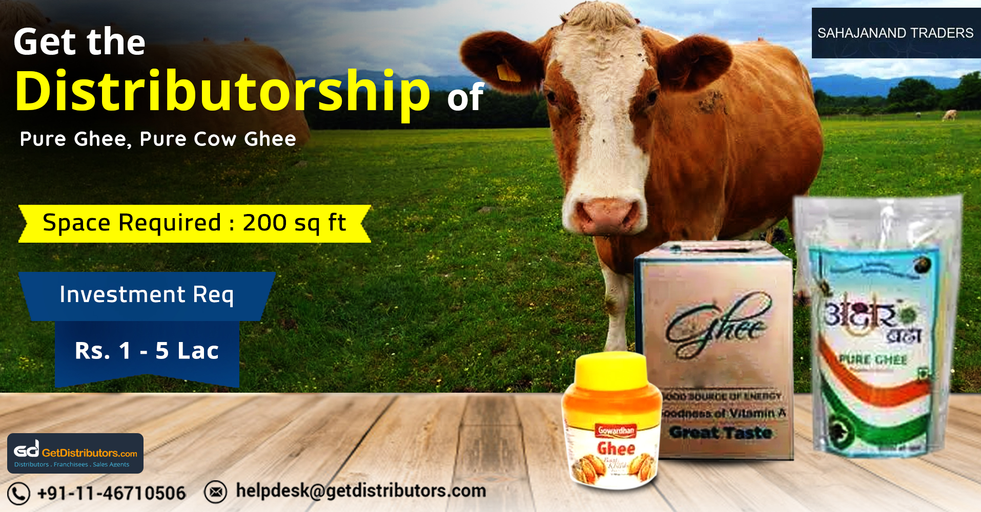Offering High Quality Ghee At A Reasonable Price