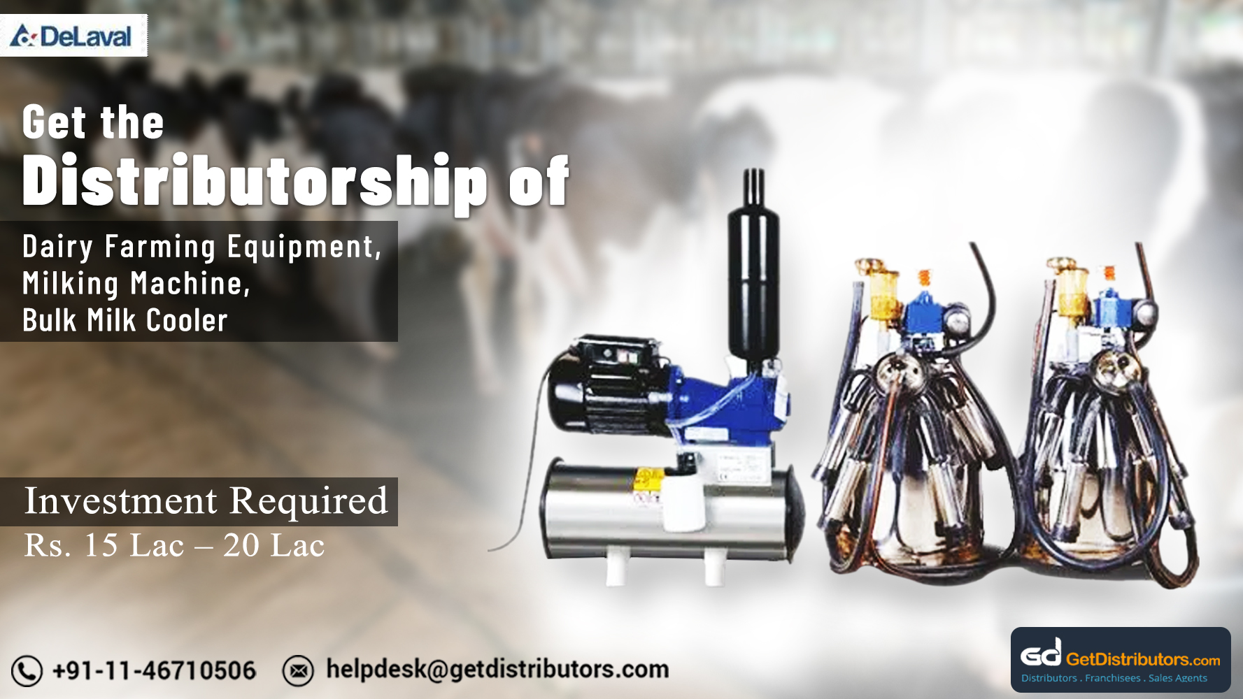 Extensive Array Of Dairy Equipment & Allied Machines At Affordable Costs