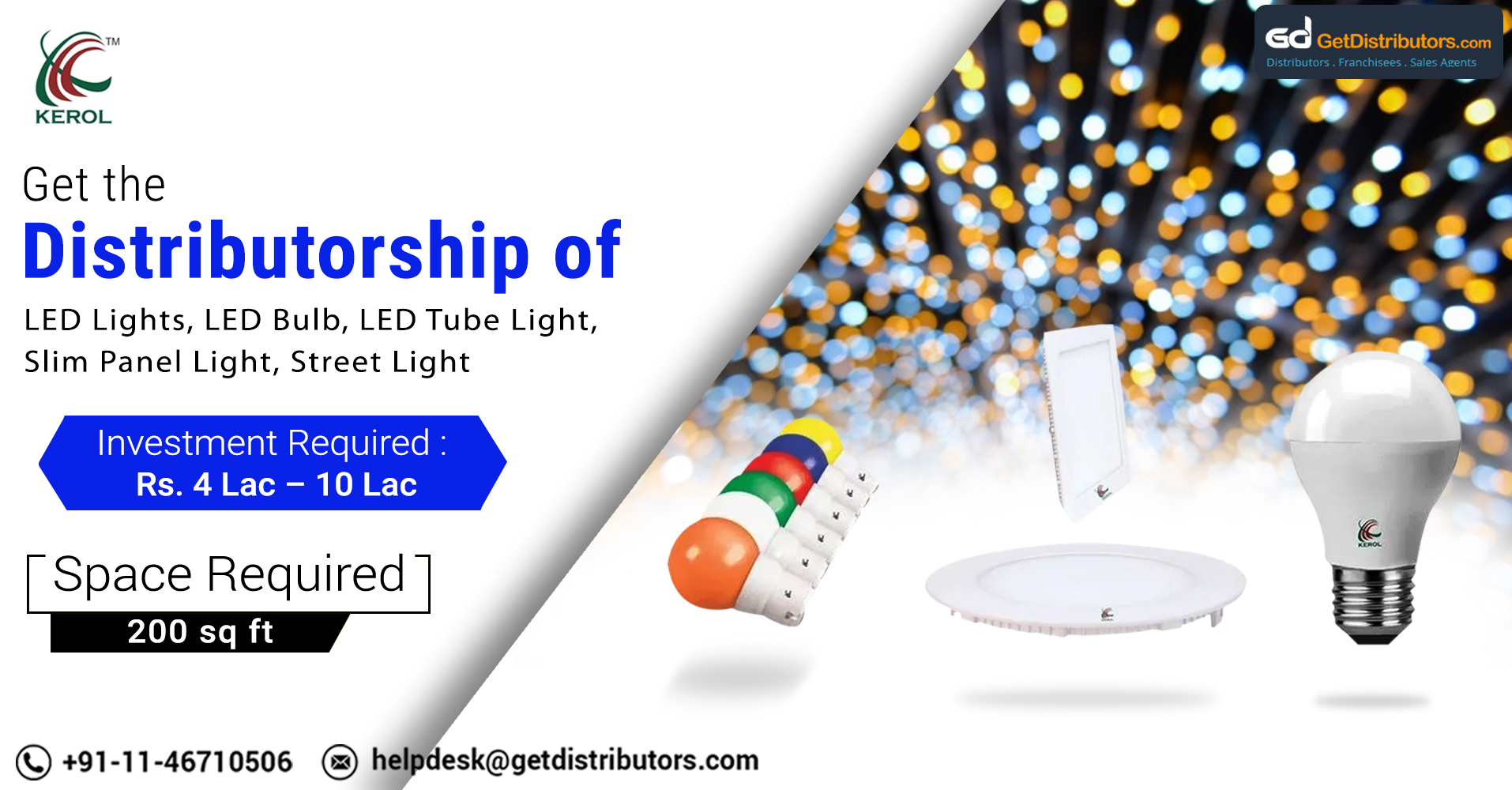 Offering Variety Of Led Lighting Products