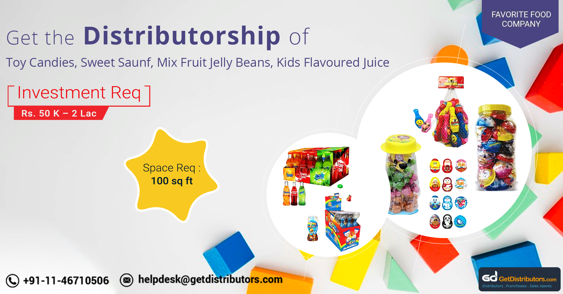 High-Quality Candies And Flavored Juices At Affordable Prices