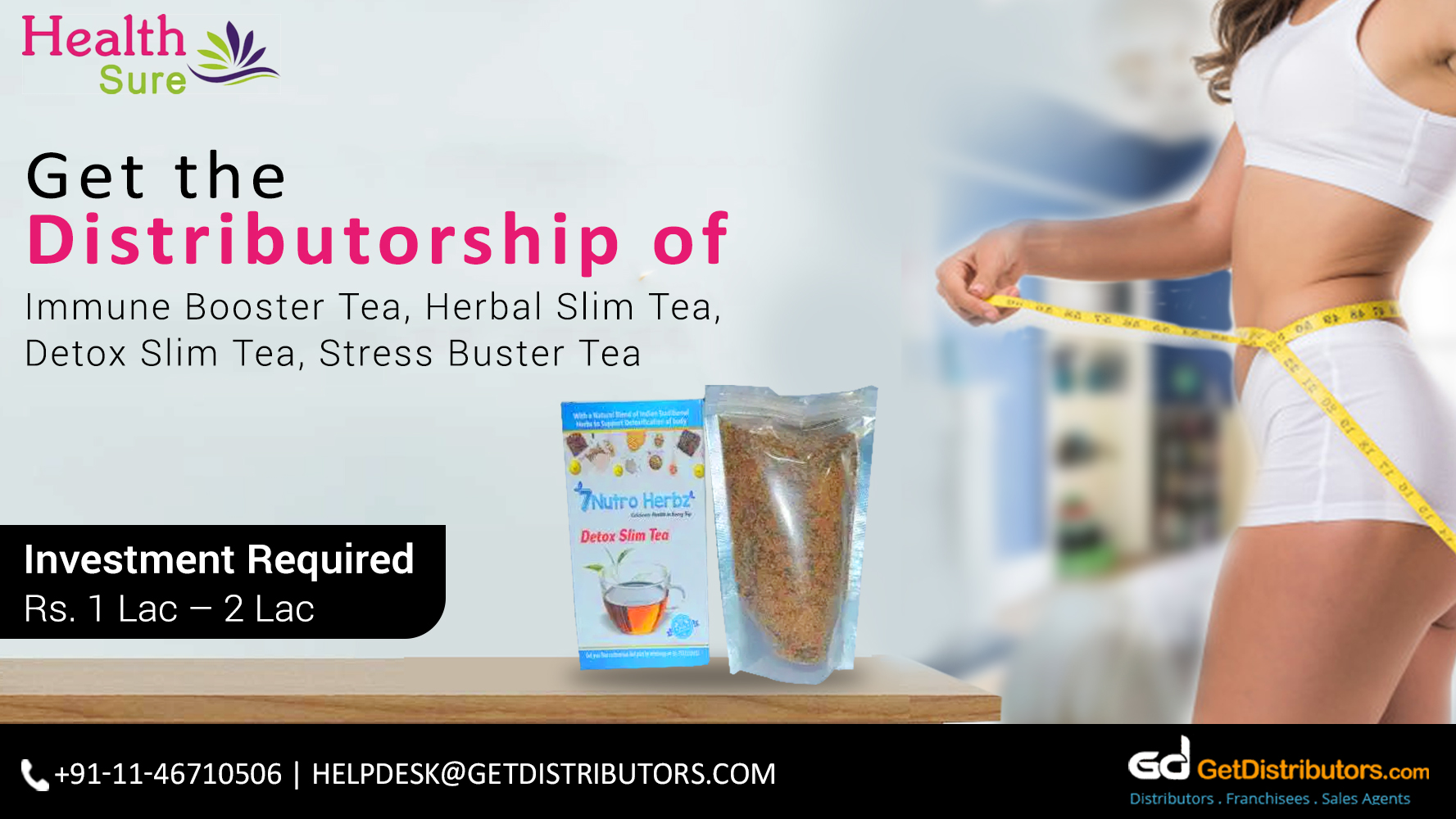 Best Quality Herbal Tea At Pocket Friendly Rates