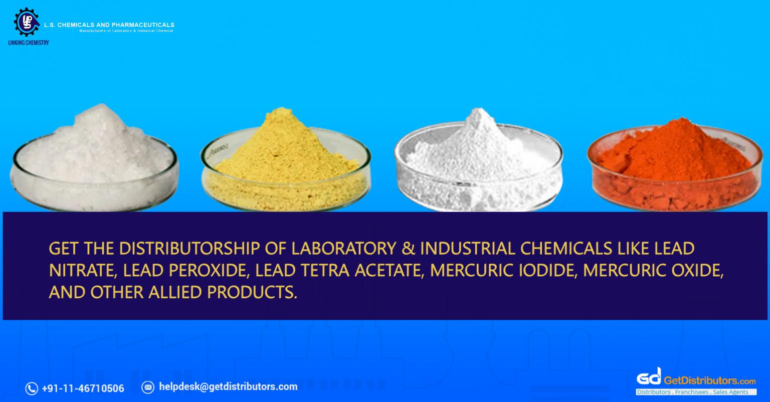 Offering Accurately Formulated Laboratory & Industrial Chemicals To Ensure Utmost Customer Satisfaction
